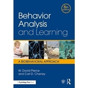 Picture of Behavior Analysis and Learning, 6th Edition