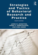 Picture of Strategies and Tactics of Behavioral Research, 4th Edition